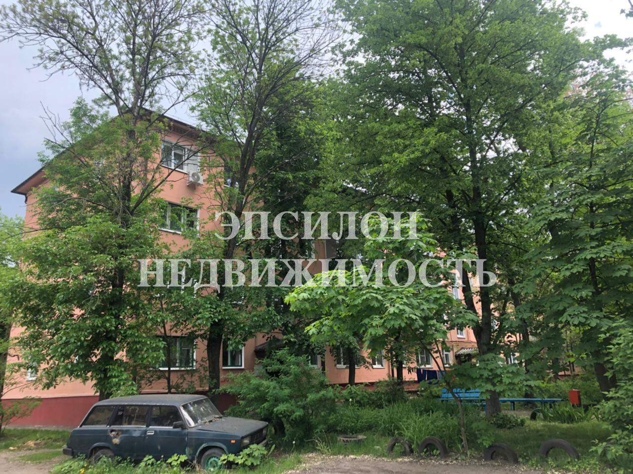 Продам 2-комнатную квартиру в городе Курск, на улице Менделеева, 23, 2-этаж 4-этажного Кирпич дома, площадь: 42.4/30/6.1 м2