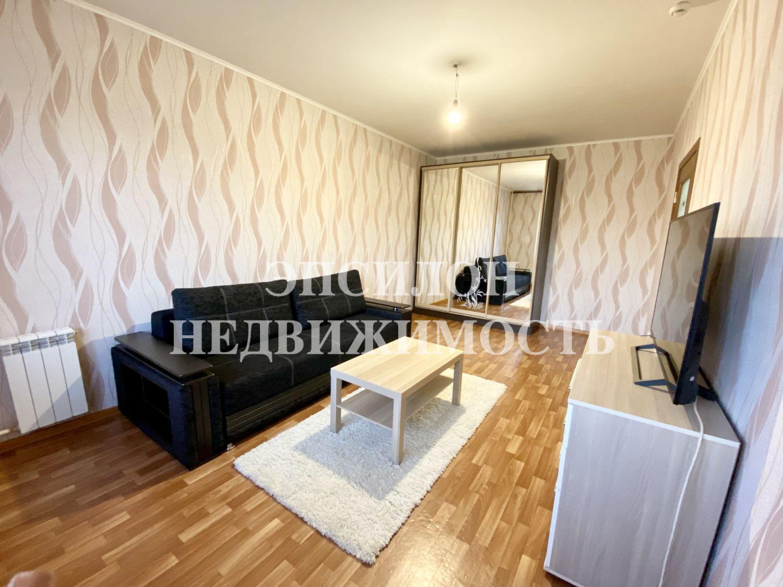Продам 1-комнатную квартиру в городе Курск, на улице В. Клыкова пр-т, 78, 17-этаж 17-этажного Панель дома, площадь: 38.56/18.77/9.77 м2